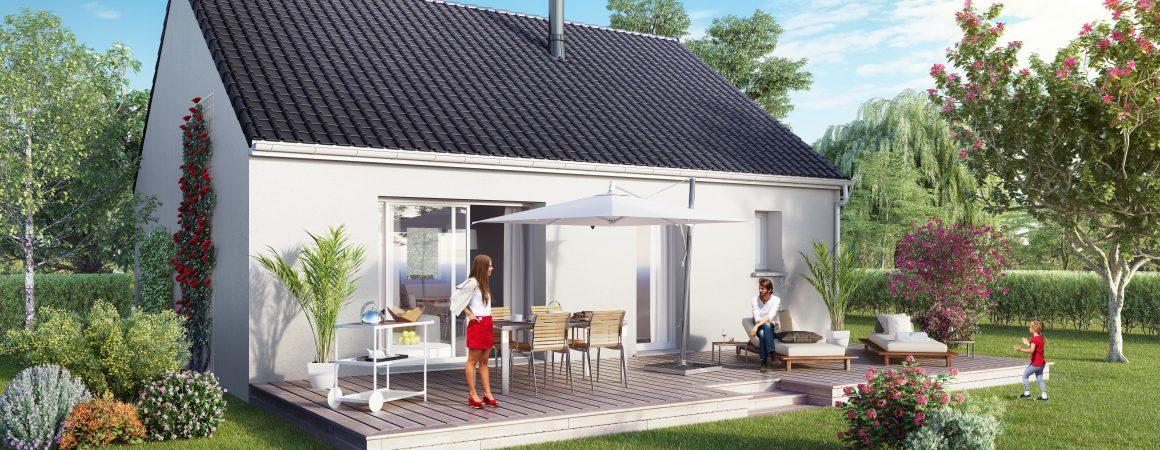 Maison castor domexpo for Geoxia maisons individuelles