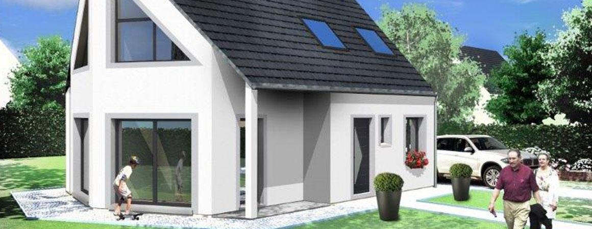 R sidences inter constructeur de maisons chez domexpo for Village domexpo 91