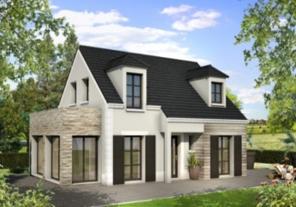 Maisons barilleau domexpo coignieres 78 ventana blog for Constructeur maison 78